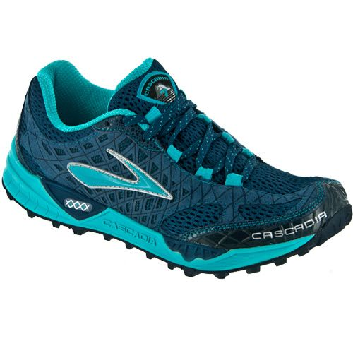3c007f7ad4312 Special Offers Available Click Image Above  Brooks Cascadia 7  Brooks  Women s Running Shoes Stellar scubablue marina silver