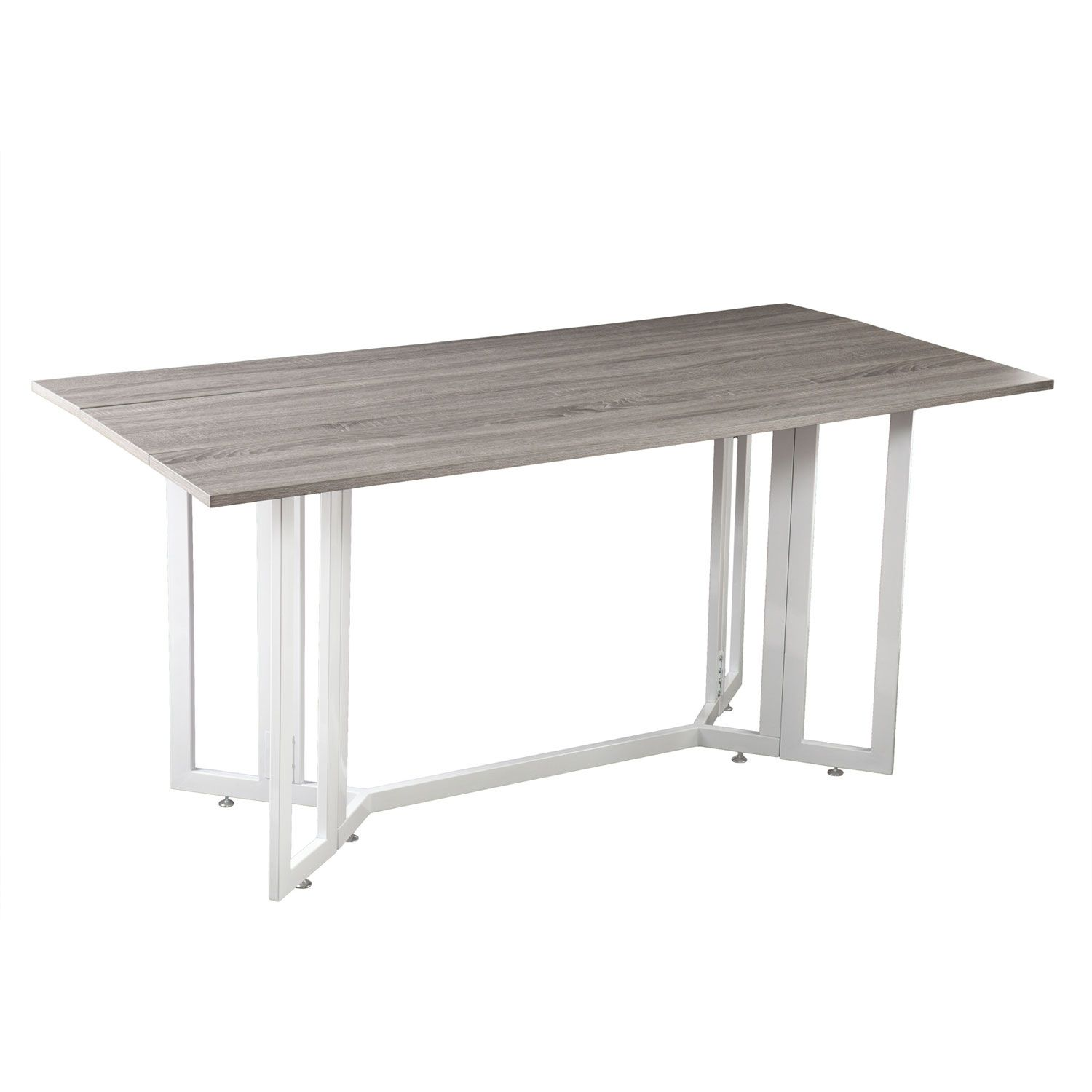 Driness Weathered Gray Drop Leaf Table Holly U0026 Martin Dining Tables Dining  Tables Kitchen