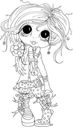 Pin by Jan LaBrecque Anderson on Besties | Coloring pages ...