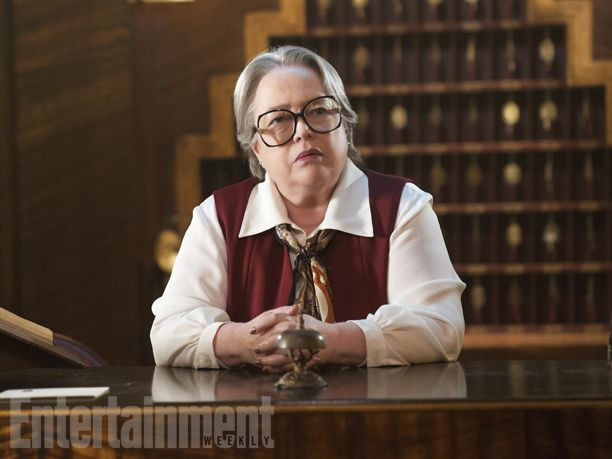 'American Horror Story: Hotel' First Look: 11 EW exclusive photos | Iris (Kathy Bates) | EW.com