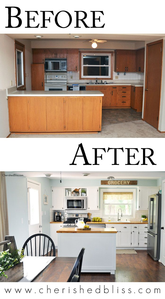 tips for a budget friendly kitchen makeover from cherished bliss kitchen design renovation on how to remodel your kitchen id=89656