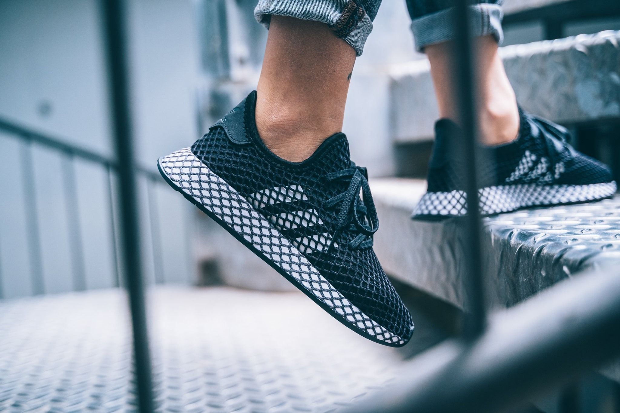 adidas *Deerupt Runner* @jumpnshoez #JNS #sneaker #fashion