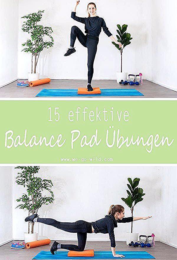 #Balance #besten #bestes workout für zuhause #dem #die #findest #für #Hier #mit #Pad #Übungen #zuhau...