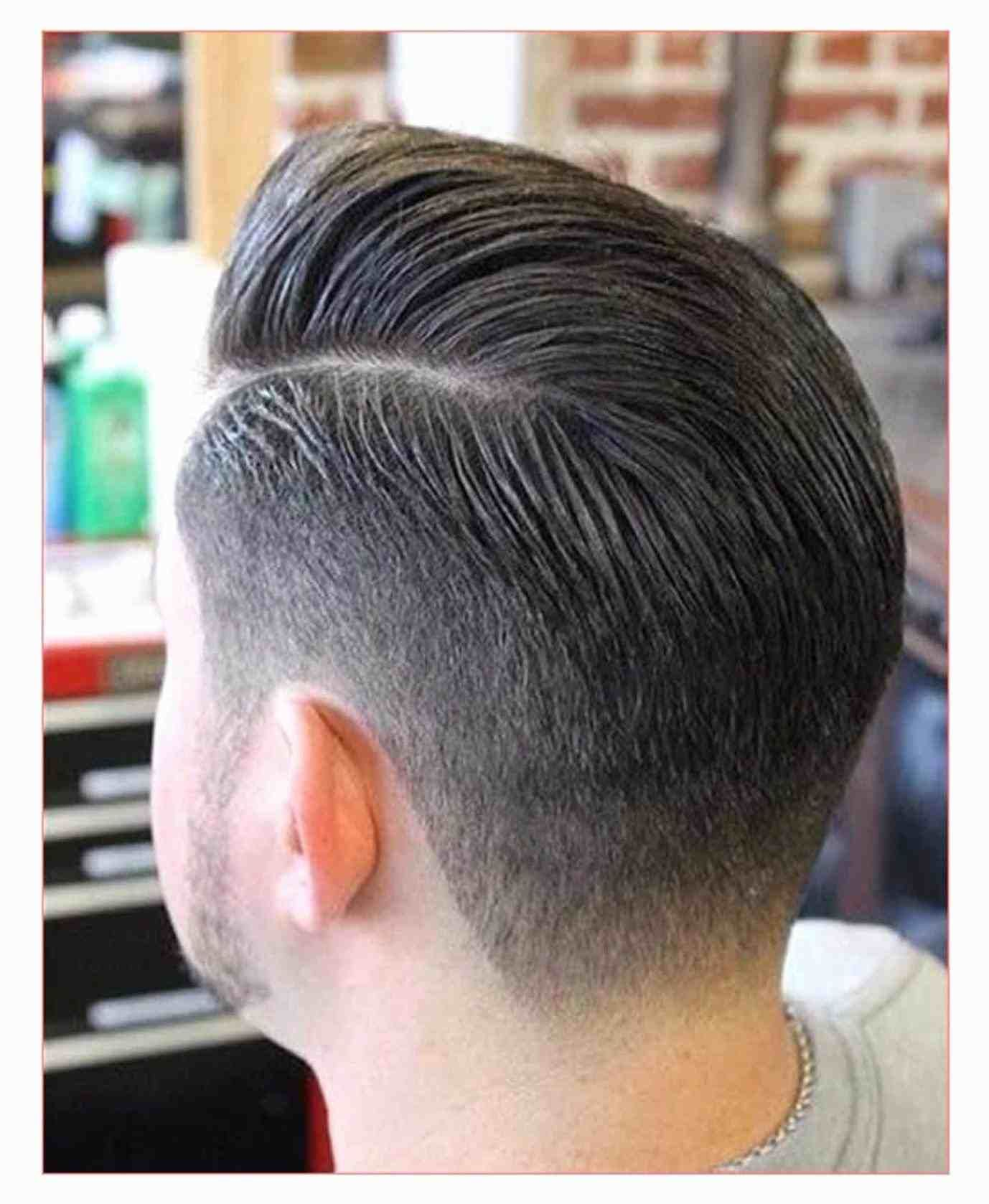 V Hairstyle For Men Back View Hair Stylist And Models Hair Cuts
