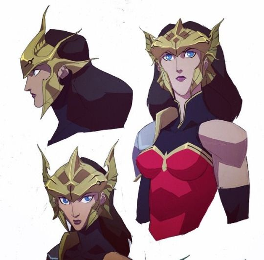 Character Design In Flash : Wonder woman flashpoint paradox character designs by phil