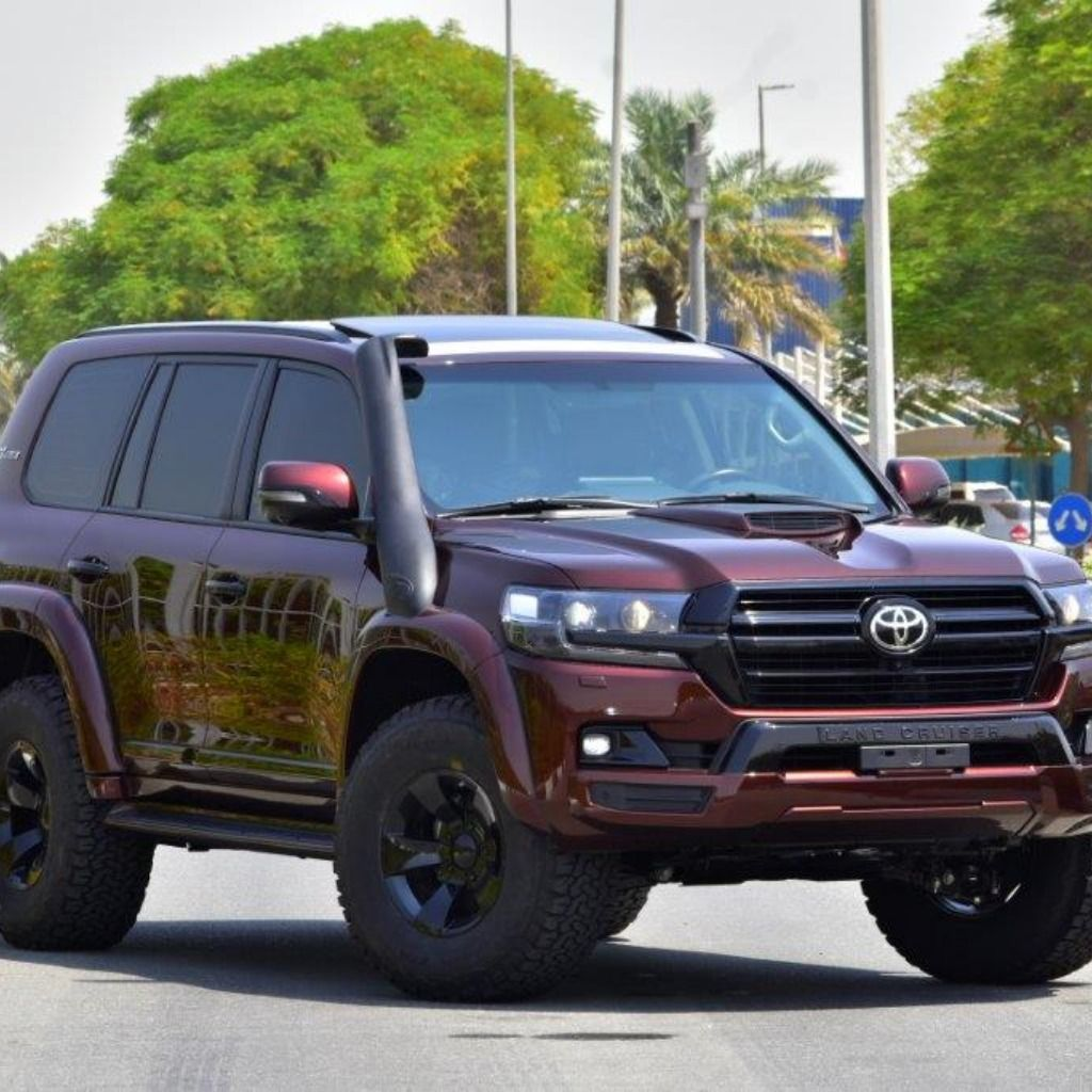 Toyota Land Cruiser Xtreme Edition 2019 Sahara Motors Toyota Cruiser Toyota Land Cruiser Land Cruiser