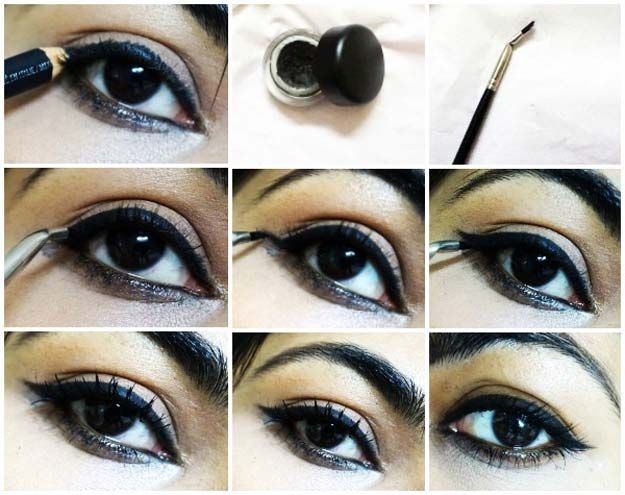 Photo of 37 Winged Eyeliner Tutorials – Page 4 of 4 – The Goddess