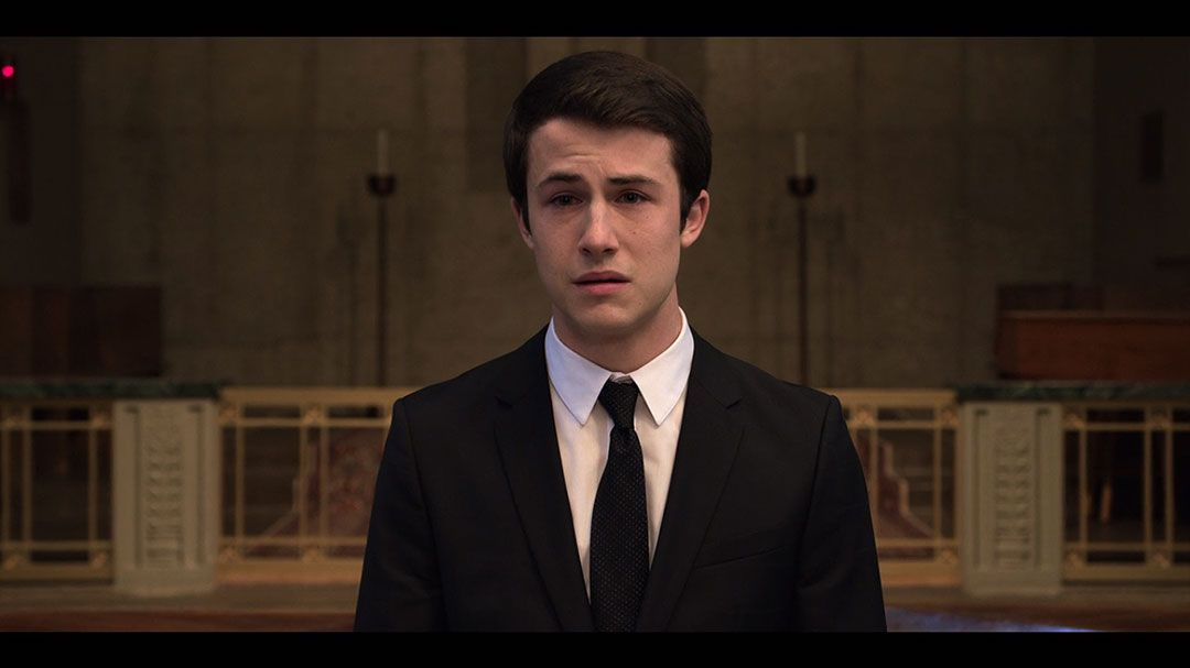 Dylan Minnette As Clay Jensen In Season 2 Episode 13 Of 13