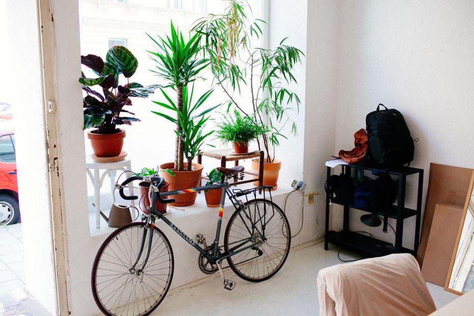 Freunde von Freunden — Yasar Ceviker & Susi Streich — Fashion Designer, Apartment & Studio, Neuhausen, Munich — http://www.freundevonfreunde...