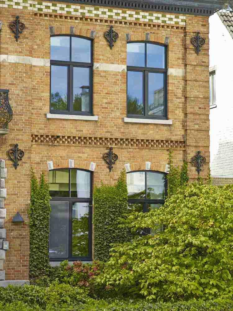 Fenêtres en aluminium Belisol fenetres Pinterest Ramen