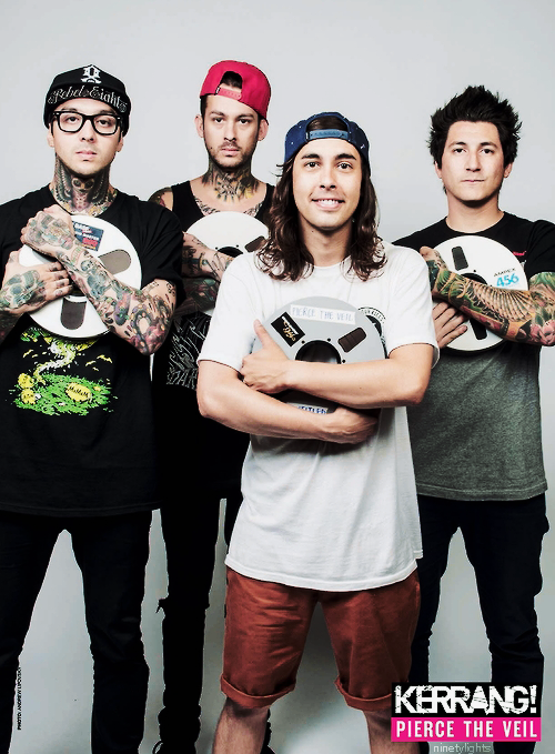 They all have the most serious fucking face then there's vic with his adorable smile