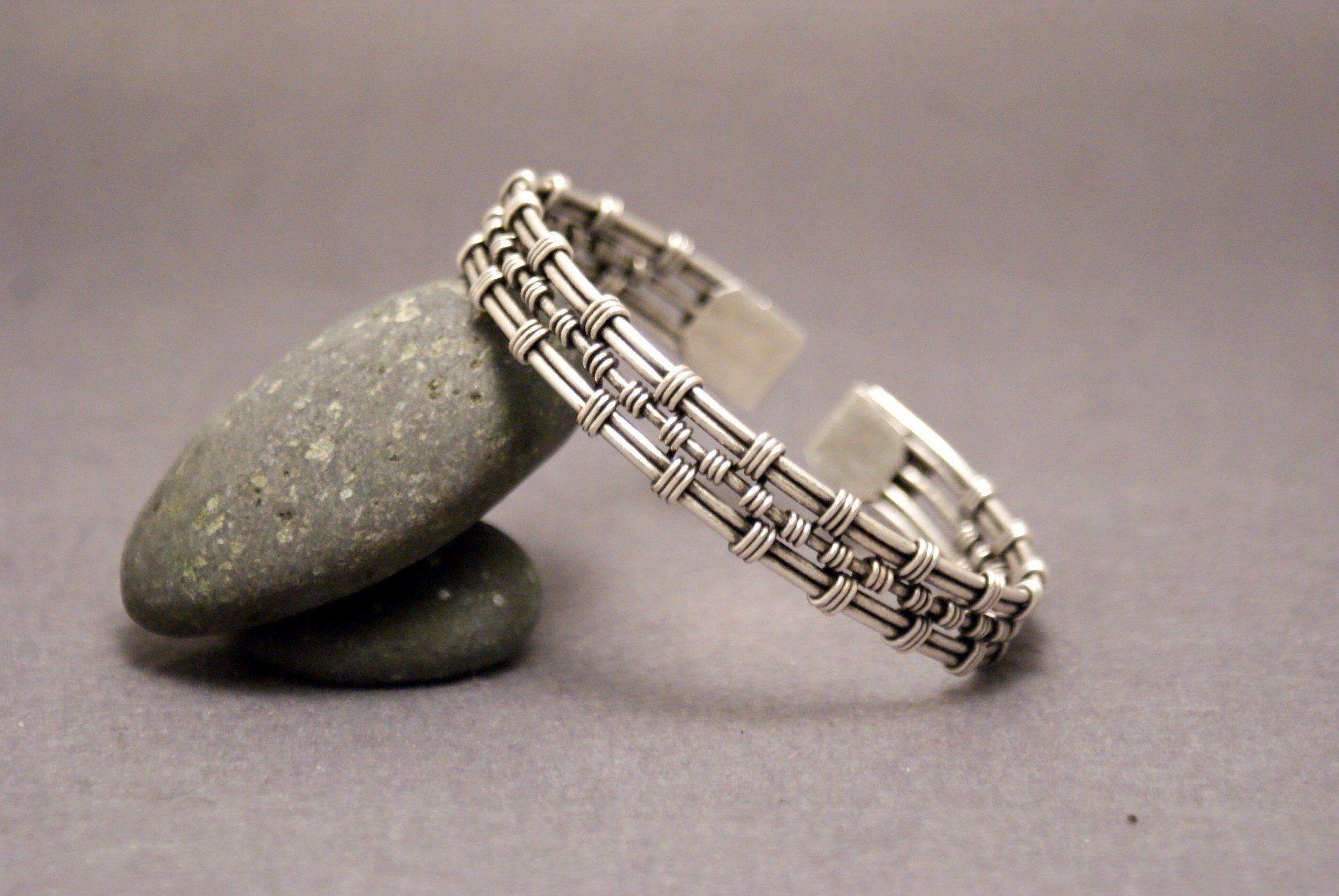 Men bracelet silver mens bracelet mens silver bracelet men