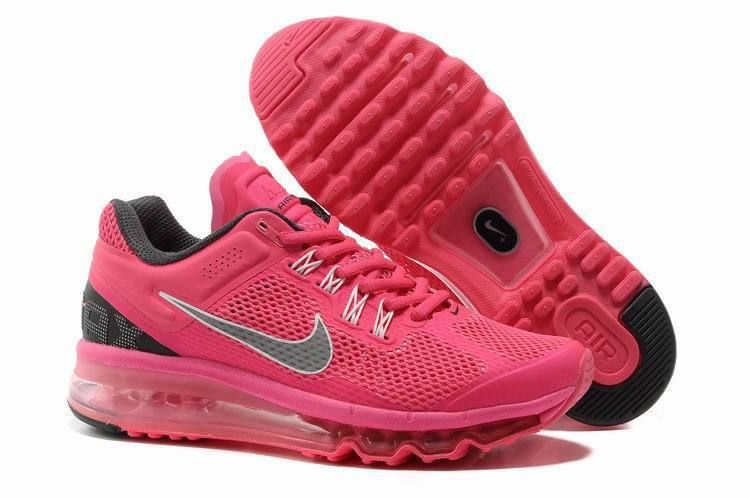 buy popular 394ef 73ce7 ... 50% off buy ireland 2014 new nike air max 2013 cushioning womens shoes  rosa on