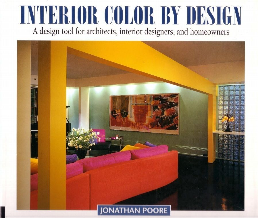 Interior Color By Design Digital Version In PDF Format