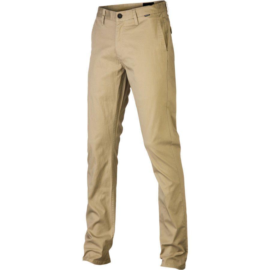 NWT Hurley Men/'s Impala Pants Size 40 42 44 MPT0000170