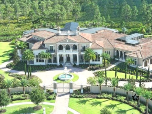 Estate of the Day 165 Million Italian Mansion in Florida