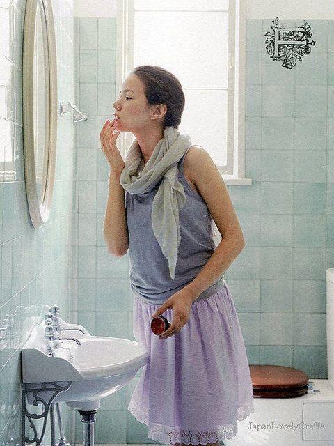 Comfortable Gauze Clothes by Etsuko Sakurai  by JapanLovelyCrafts, $27.50