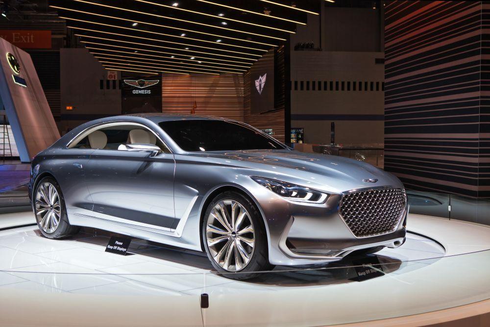 Meet The 2017 Genesis Luxury Vehicle Lineup