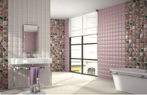 Piastrelle Bagno 15x15 Piastrelle a mosaico adesive adesivi per piastrelle bagno Rivestimenti