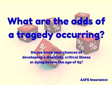 Life, disability and critical illness insurance are a crucial part - risk management plan