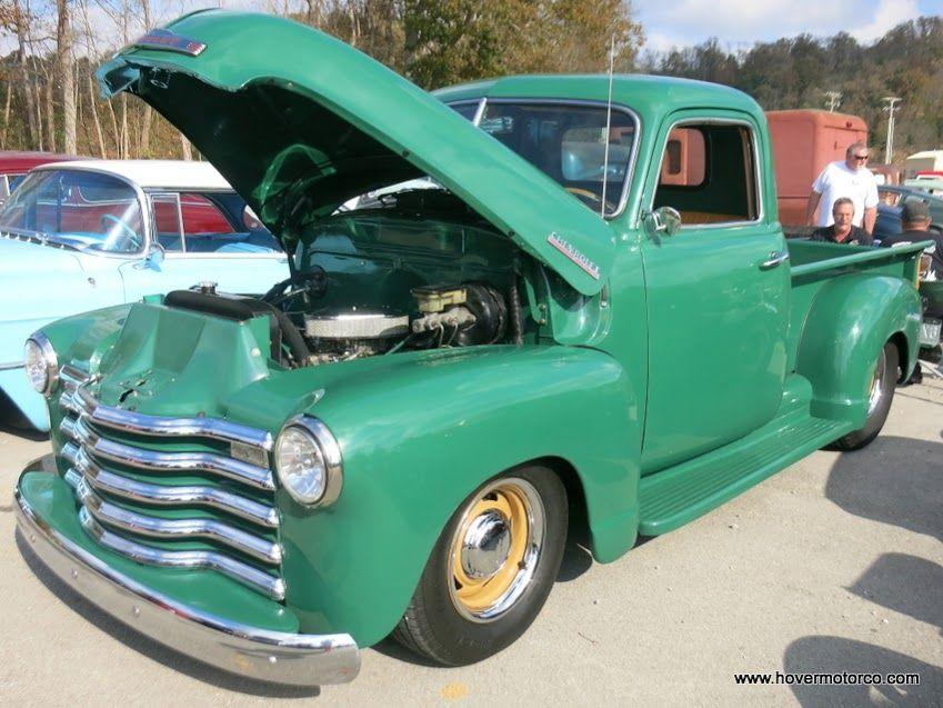 Chevy C10 | Old Rides 6 | Pinterest | 54 chevy truck