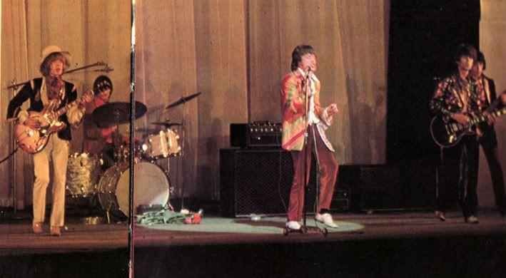 The Rolling Stones - Warsaw; 1967 | Brian Jones ...