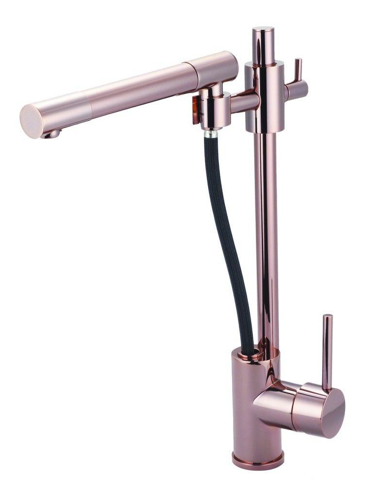 Kitchen:Tru Faucets K SH01TC Premier Single Handle Modern Bar Prep ...