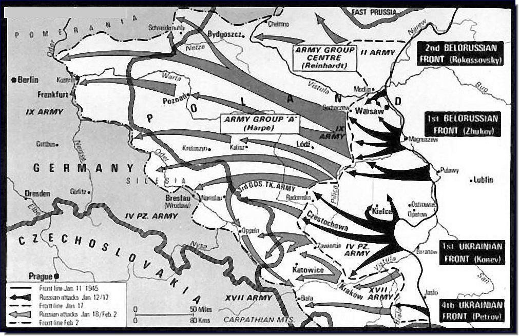 HISTORIA EN IMÁGENES: Fotos de Guerra, Historia, 2 ª Guerra Mundial: El Frente Oriental WW2: En Mapas (color)