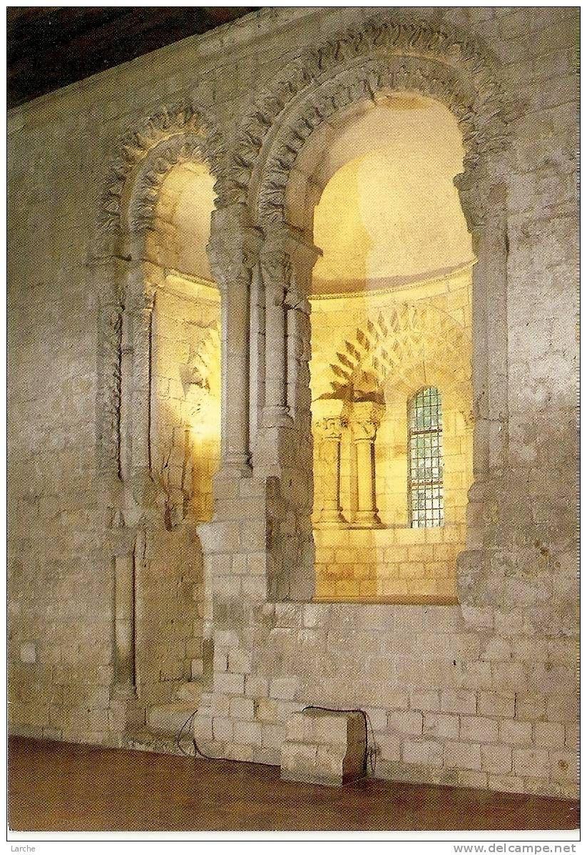 Prieuré de St-Cosme - intérieur de l'Eglise