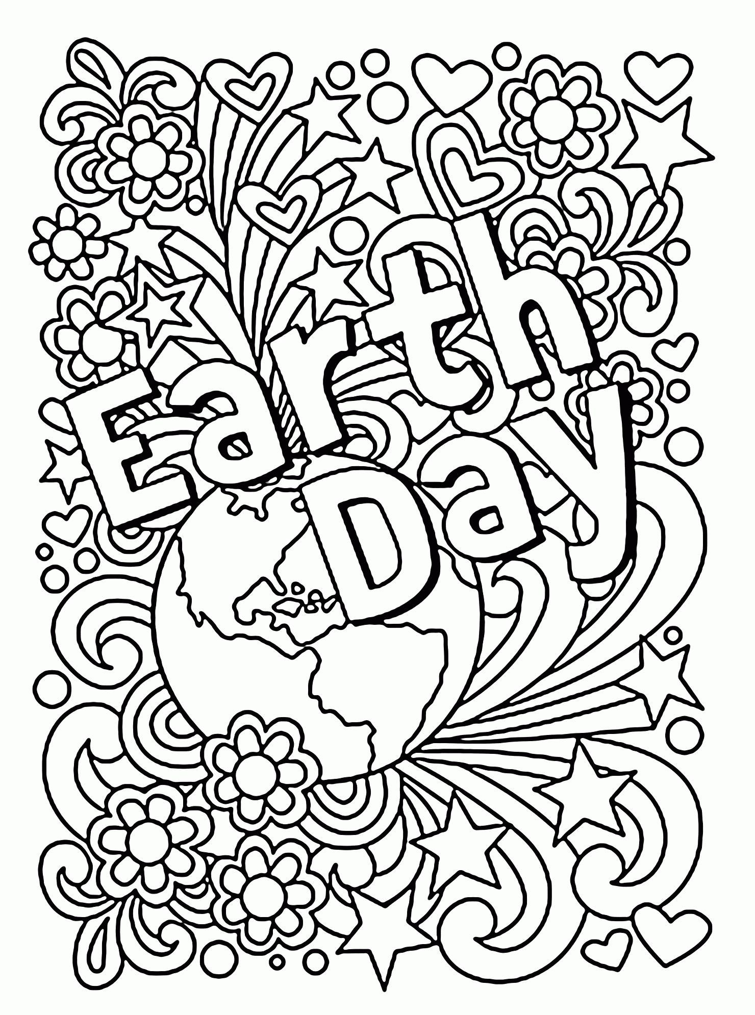42 Free Printable Earth Day Colouring Sheets In 2020 Earth Day Coloring Pages Coloring Pages Earth Day