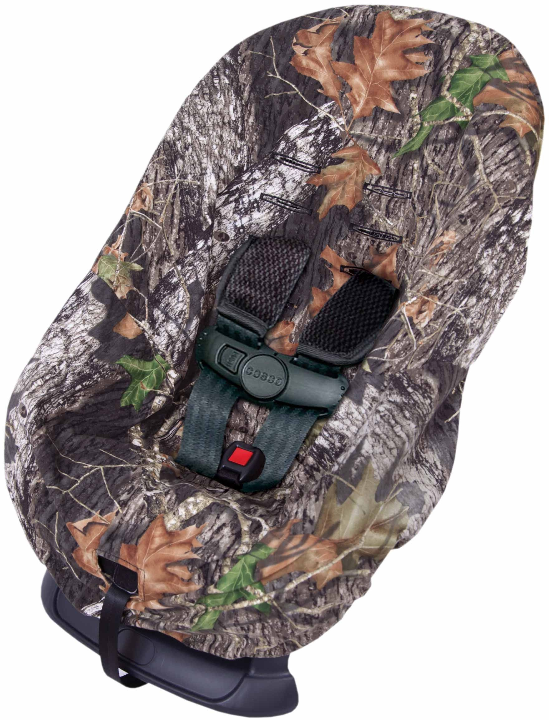 Camo Infant Baby Car Seat Cover
