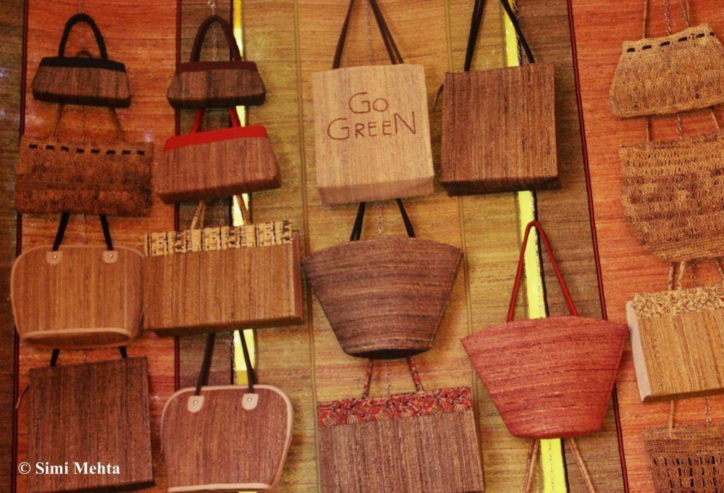 Kerala's Beautiful Ecofriendly Handicrafts Handicraft