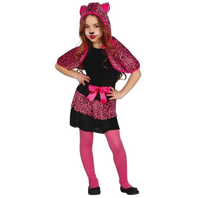 Disfraz De Pink Leopard Para Nina En 2018 Sophies Favorites - Disfraz-angel-nia