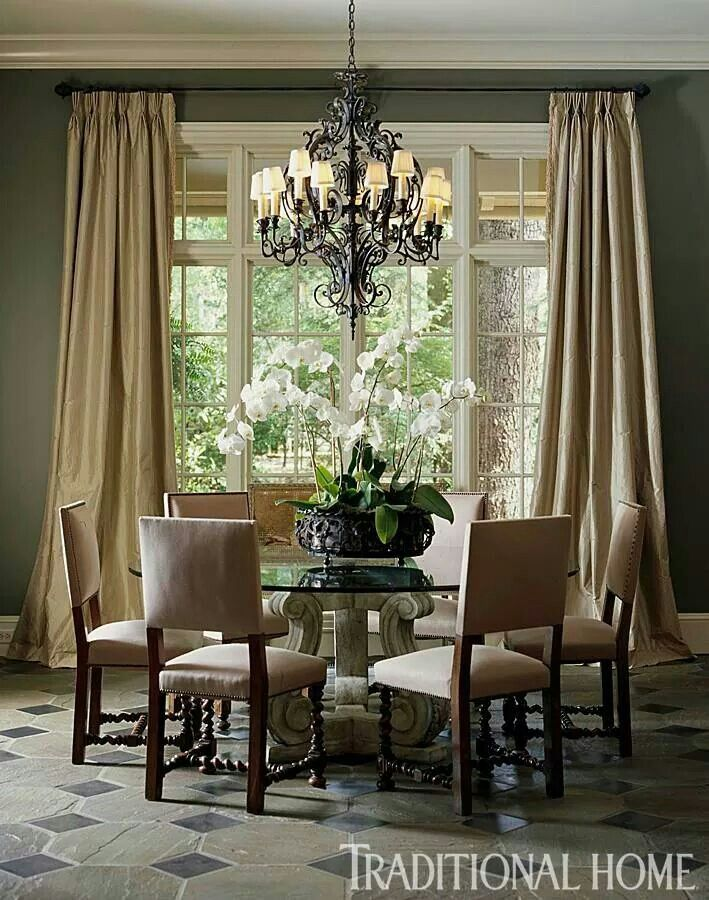 Charm dining room