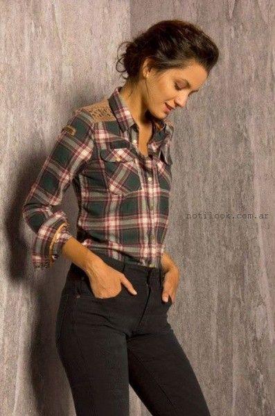 3ba6de3210162 Key Biscayne – camisas de mujer invierno 2015