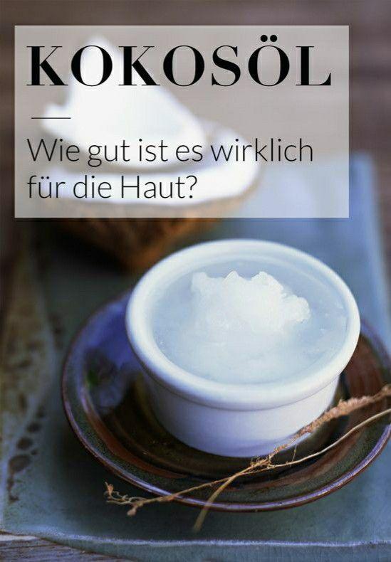 Wie gut ist Kokosöl für die Haut?#kokosöl#hautpflege#skincare#skin#öl#alternativen#vegan#nat...
