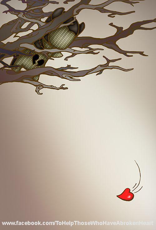 LiLy's Revenge illustrated story: Title= Falling Heart 2 ( sad