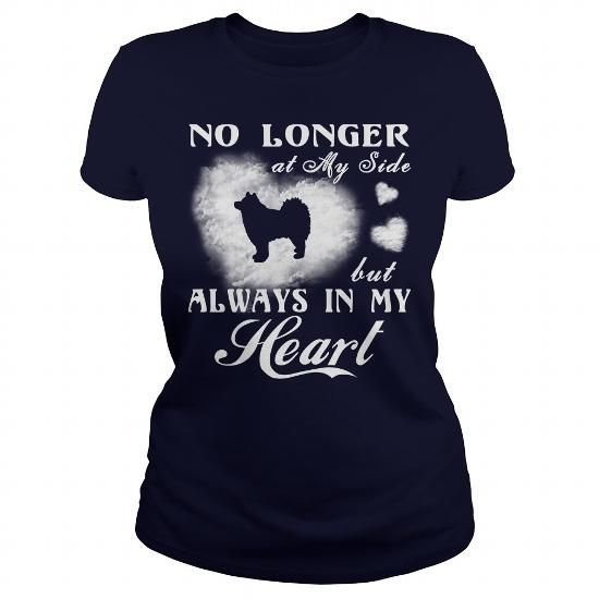 Finnish Lapphund dog T Shirts, Hoodies. Get it now ==► https://www.sunfrog.com/LifeStyle/Finnish-Lapphund-dog-Navy-Blue-Ladies.html?57074 $23