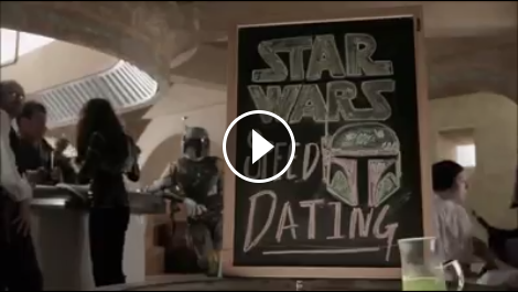 Star Wars speed dating