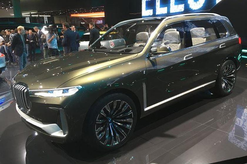 The 2019 Bmw X7 Suv Series History Car Gallery