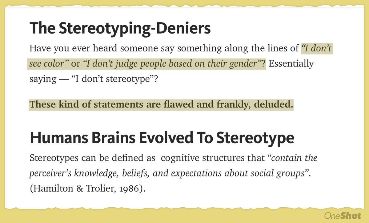 Philosophy In Life Quotes Are You A Stereotypingdenier Read Part 1 Of This Gentle Rant