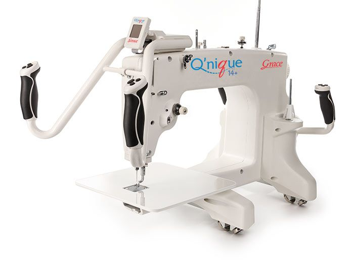 the NEW Qnique Quilter is here for both United States and Canada ... : quilting machines canada - Adamdwight.com