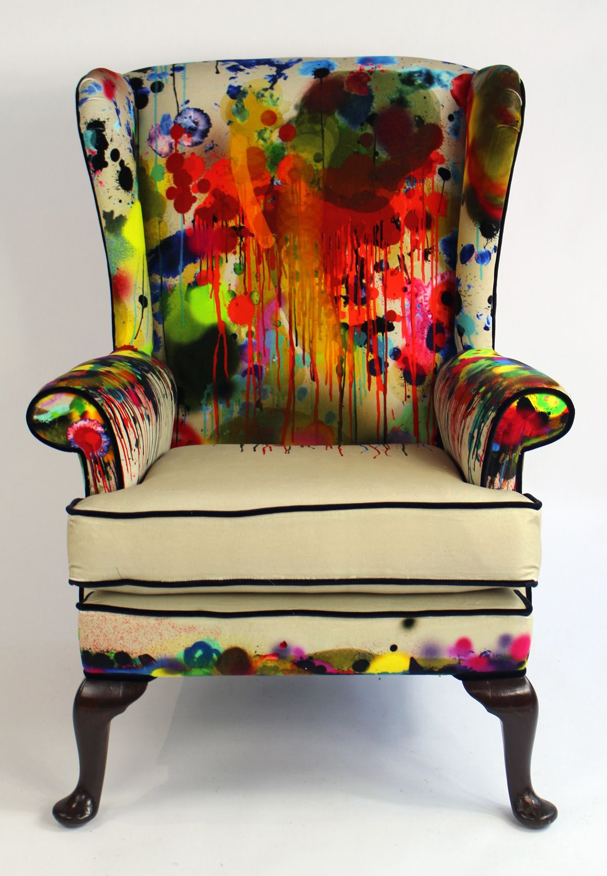 Furniture - Timorous Beasties & Furniture - Timorous Beasties | Bad Ass Artsy Chairs | (mostly ...