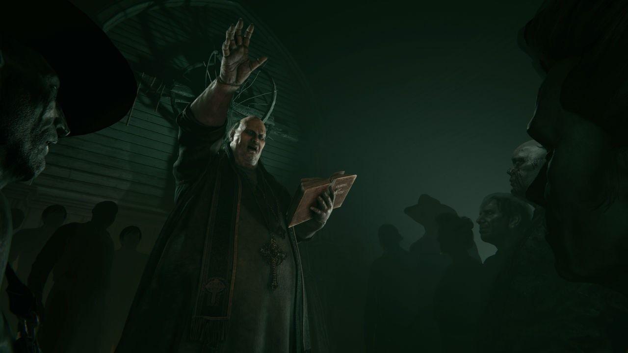 Creepy Preacher Commands His Congregation Outlast 2 Hd Widescreen Wallpapers Widescreen Wallpaper
