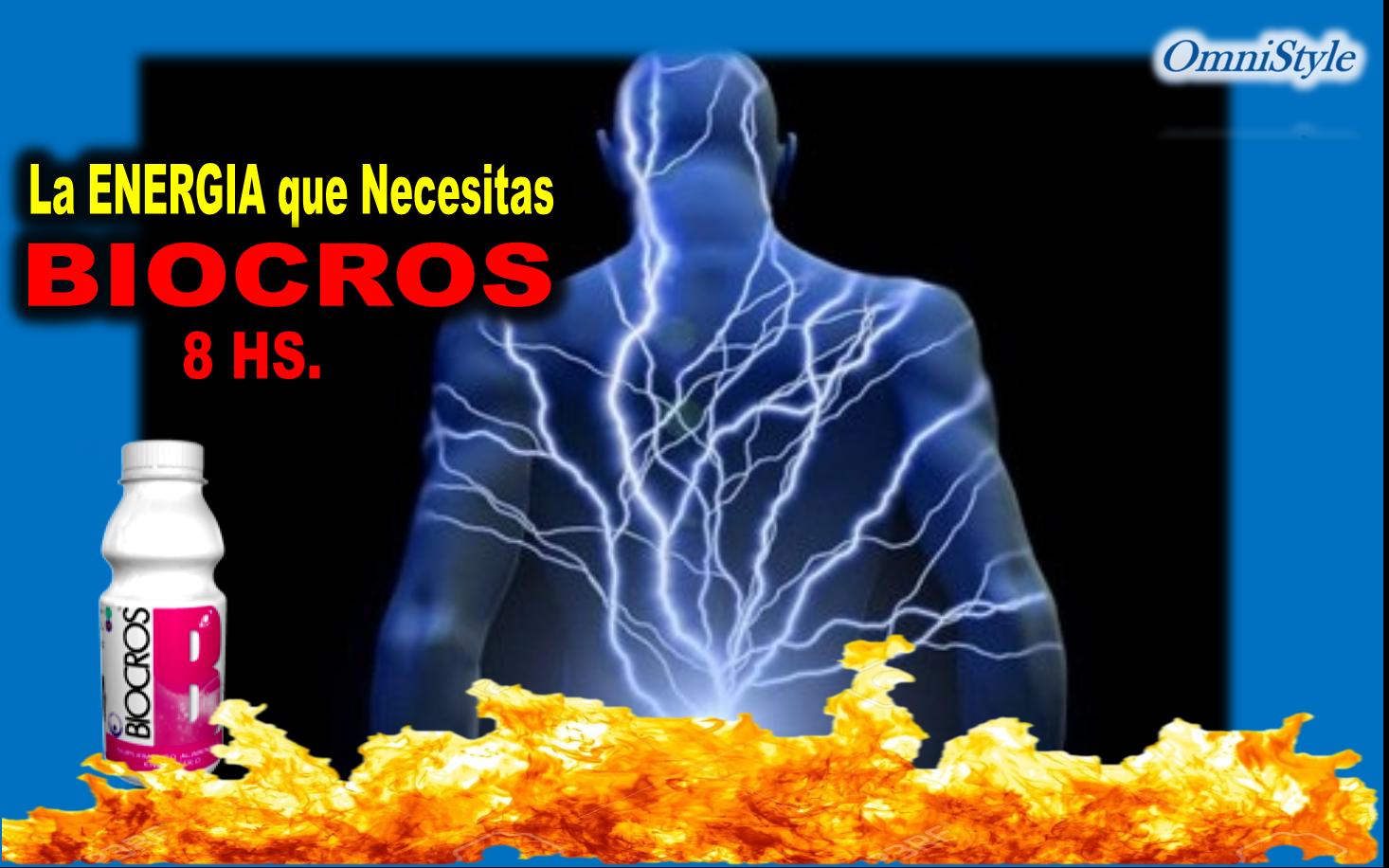 BIOCROS ENERGIZANTE - SUPLEMENTO ORGÁNICO MICELIZADO  REACTIVATE !! Pedidos 0982 399 668 Asuncion - Paraguay