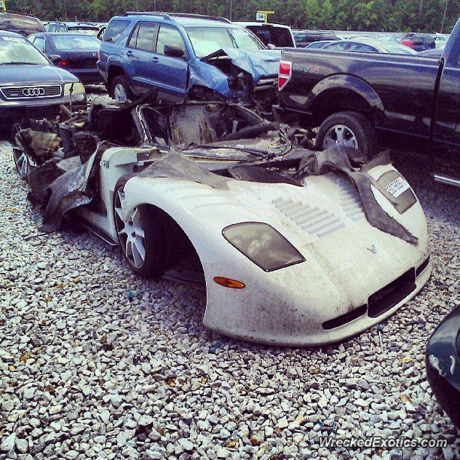 Mosler MT900 crashed in Atlanta, Georgia