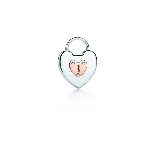 Tiffany Locks Vintage Heart Lock ($250)