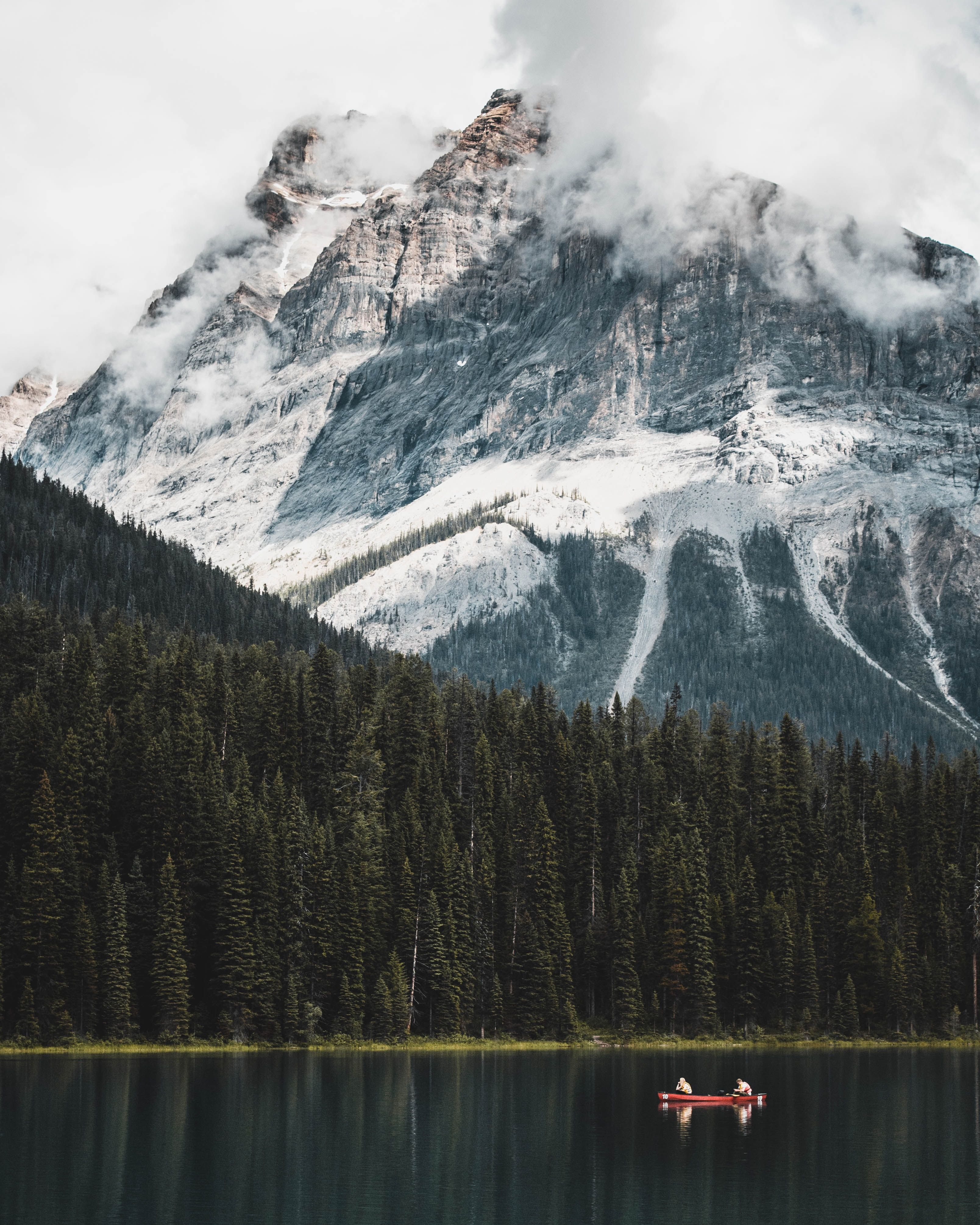 Nature Outdoors Mountain Mountain Covered With Mountain Covered With Snow Showi Best Beaches To Visit Adventure Travel Destinations Yoho National Park