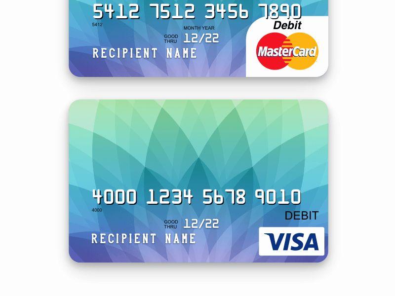 Credit Card Design Template Best Of Credit Card Template Cards Credit Card Design Credit Card Application Credit Card Deals