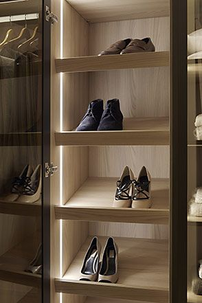 Iluminaci 243 N Armarios Closet Designs Dressing Room